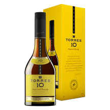 Brandy Torres 10Years 38% 0,7l Karp