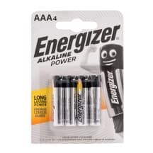 Baterija ENERGIZER POWER LR03 AAA, 4vnt.