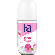 Mot.rut. dezodorantas FA PINK PASSION, 50ml