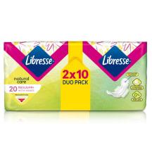 Hig. pak. Libresse towel natural ultra 20gb