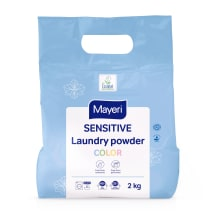 Veļ.pulveris MAYERI SENSITIVE COLOR, 2kg