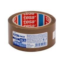 Pakavimo juosta TESA, rudos sp.,66mx50mm