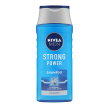 Vyr.plauk. šampūnas NIVEA POWER STRONG, 250ml