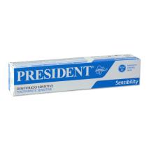Zobu pasta President Sensitive,75ml