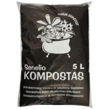 Senelio kompostas 5l