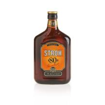 Rums Stroh 80% 0,5l