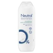Plaukų šampūnas nuo pleiskanų NEUTRAL, 250ml