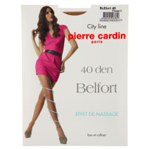 Moterų pėdkelnės PC Belfort 40d visone 2