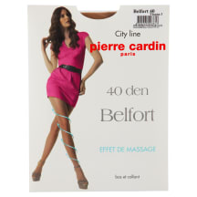 Moterų pėdkelnės PC Belfort 40d visone 3