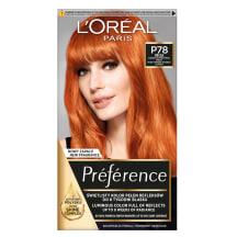 Plaukų daž.L'OREAL PARIS FERIA PREFERENCE P78