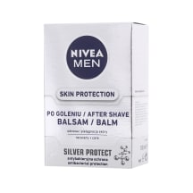 Balz. Nivea For Men Silver Protect pēc skūš.