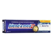 Dantų pasta BLEND-A-MED 3D WHITE ARCT., 100ml