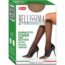 N.põlvikud Bellissima Cover 20 ambra 3pr