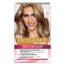 Plaukų dažai L'OREAL EXCELLENCE, Nr. 8.1