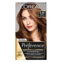 Plaukų dažai L`OREAL PREFERENCE, NR. 6.35
