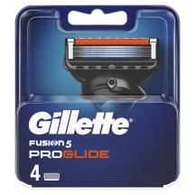 Skūš. kasetes Gillette Fusion Proglide 4 gab.