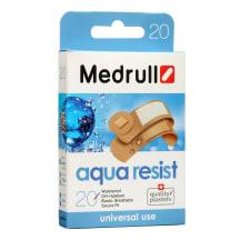 Plāksteri Medrull Aqua Resist 20 gab.