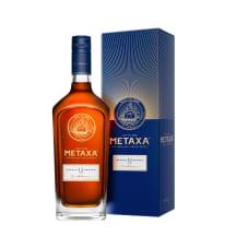 Stiprs alk.dz. Metaxa 12* 40% 0,7l