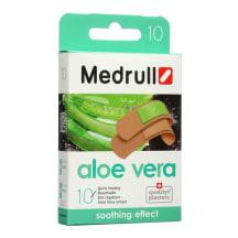 "Plāksteris Medrull  ""Aloe Vera""  N10"