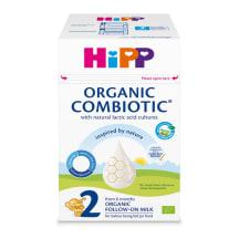 Piimasegu Hipp 2 organic alates 6k 800g