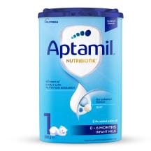 Piena maisījums Aptamil 1 no dzimšanas 800g