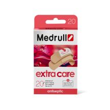 Plaaster Medrull Extra Care antiseptiline N20