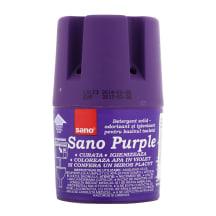 Tualetes bloks skal.kastei Sano Purple 150g