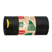 Šiukšlių maišai PACLAN Eco, 120l, 10vnt