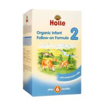 Ekolog.pieno mišinys HOLLE 2, 6 mėn., 600g