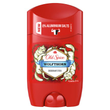 Pulkdeodorant Oldspice wolfthorn 50 ml