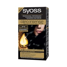Plaukų dažai SYOSS OLEO INTENSE,Nr.1-10
