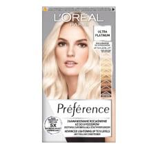 Blondeerija L'Oreal Pref. Ext. Platinum