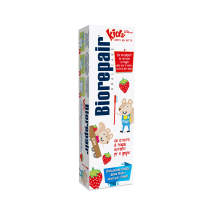Zobu pasta bērn.BIOREPAIR Kids0-6g,50ml