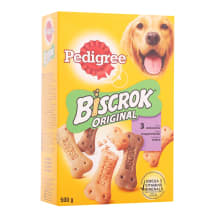 Šunų skanėstas PEDIGREE BISCROCK MULTI, 500g