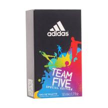 Tualettvesi Adidas team five meest. 50ml