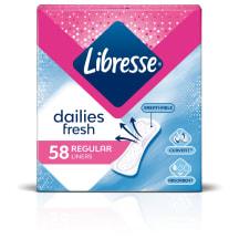 Ikdienas ieliktnīši Libresse Normal 58 gab.