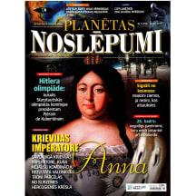 Žurnāls Planētas Noslēpumi