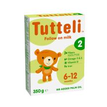 Pieno mišinys TUTTELI 2, 6-12 mėn., 350g