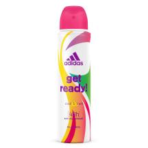 Deodorant Adidas get ready naiste 150ml