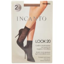 Mot. koj. INCANTO LOOK 20DEN NATUREL, 2 poros