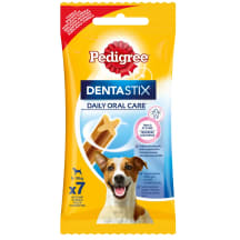 Gard.suņiem Pedigree dentastix gr.kaul. 7gb