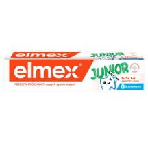 Dantų pasta ELMEX JUNIOR, 75ml