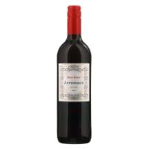 Raudonas pusiau saldus vynas ARRUMACO, 0,75l