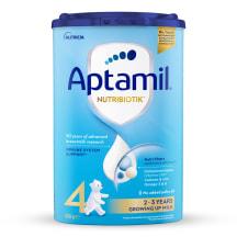 Piena maisījums Aptamil 4 no 2 gadiem 800g