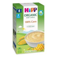 Ekologiška kukurūzų košė HIPP, 4 mėn., 200g