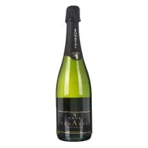 Putojant.vynas BONAVAL CAVA SEMI SECO, 0,75l