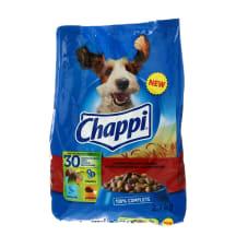 Suņu barība Chappi liellopu 2,7kg