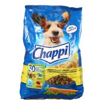 Suņu barība Chappi majputnu 2,7kg
