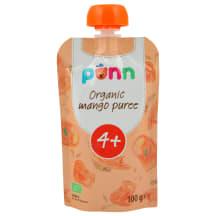 Ekolog. mangų tyrelė PONN, nuo 4 mėn., 100g