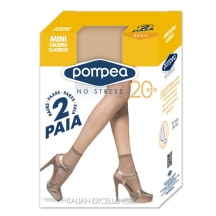 N sokid Pompea Classico 20 claro 2pr